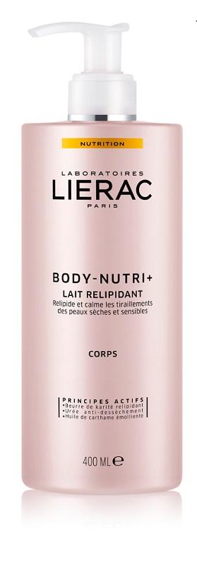 Lierac Linae Corpo Body Nutri Lait Relipidante 400 Ml