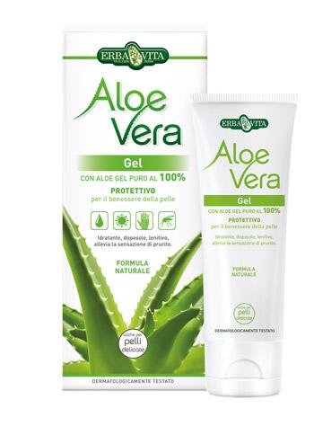 Erba Vita Group Aloe Vera Crema 3in1 Erba Vita 200 Ml