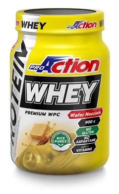 Proaction Whey Choco Banana 900 G