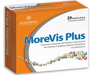 Aurobindo Pharma Italia Morevis Plus 20 Bustine