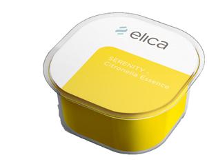 Elica Fragrance Case Serenity Citronella Essence 2 Capsule