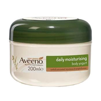 Aveeno Crema Corpo Yogurt Vaniglia & Avena 200 Ml Promo