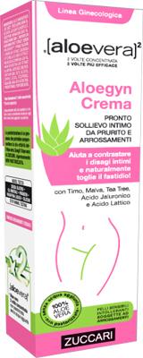Zuccari Aloevera2 Aloegyn Crema 50 Ml