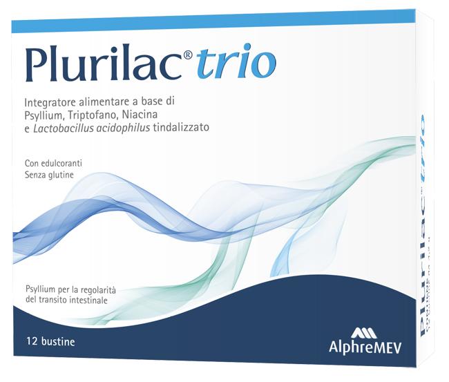 Agave Plurilac Trio 12 Bustine