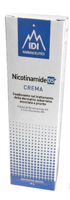 Welcome Pharma Coadiuvante Dermatide Seborroica Nicotinamide Ds Crema 30 G