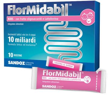 Sandoz Flormidabil Kids Bustine 20 G