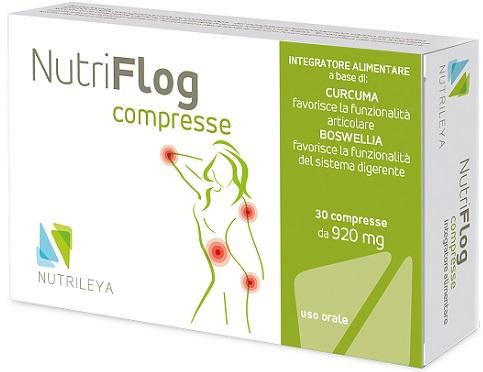 Nutrileya Nutriflog 30 Compresse