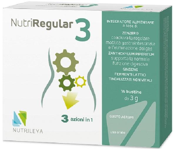 Nutrileya Nutriregular 3 14 Bustine