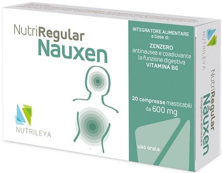 Nutrileya Nutriregular Nauxen 20 Compresse