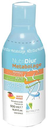 Nutrileya Nutridiur Metabolage 240 Ml SCADENZA 08 19