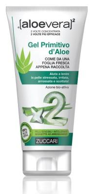 Zuccari Aloevera2 Gel Primitivo D'aloe Limited Edition 250 Ml