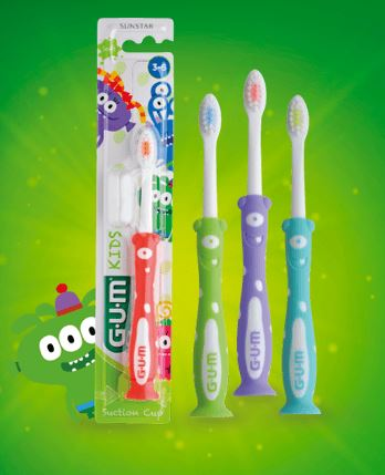 Gum Kids Spazzolino 3 6 Anni