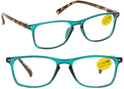 Occhiale Da Lettura Premontato Modello 0409 Colore 02 Diottrie +1,00