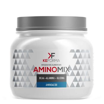 Aqua Viva KEFORMA Amino Mix Bcaa, Alanina, Glicina 300 G Gusto Amarena