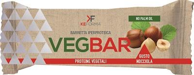 Aqua Viva KEFORMA Veg Bar Nocciola Barretta 40 G