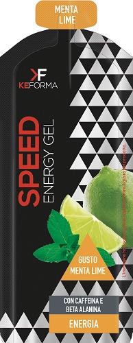 Aqua Viva KEFORMA Speed Energy Gel Menta Lime 60 Ml