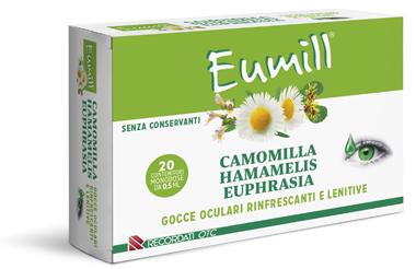 Eumill Gocce Oculari 20 Monodose 0,5 Ml - Formato Convenienza