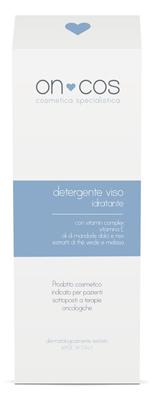 Qd Italia Oncos Detergente Viso Idratante 50 Ml