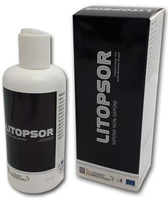 Bio Stilogit Pharmaceutic. Litopsor Sapone Non Sapone 250 Ml