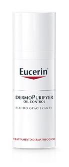 Beiersdorf Eucerin Dermopurifyer Oil Control Fluido Opacizzante 50 Ml