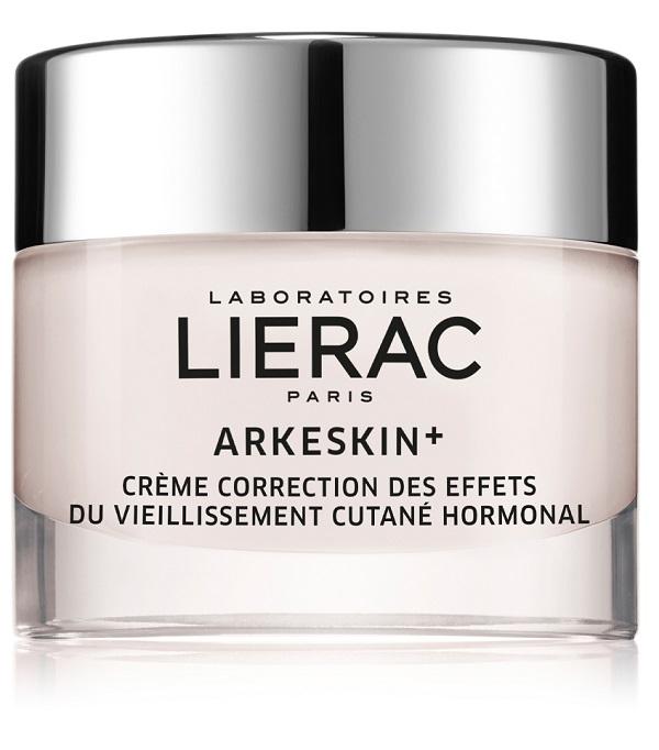 Lierac Arkeskin+ Crema Menopausa 50 Ml Trattamento antietà Sostitutivo