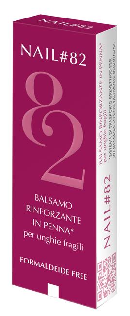 Sofar Nail 82 Balsamo Rinforzante Unghie 4 Ml In Penna