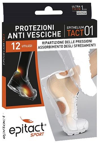 Qualifarma Epitact Sport Protezione Vesciche 4 Pezzi