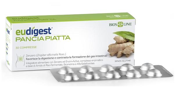 Bios Line Biosline Eudigest Pancia Piatta 30 Compresse