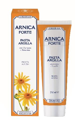 Erboristeria Magentina Arnica Forte Pasta Argilla 250 Ml
