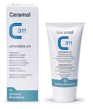 Ceramol Linea 311 Lipocrema 50 Ml