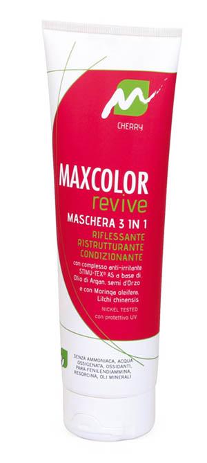 Vital Factors Italia Max Color Revive Maschera Cherry 250 Ml