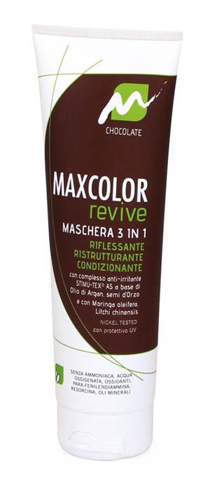 Vital Factors Italia Max Color Revive Maschera Chocolate 250 Ml
