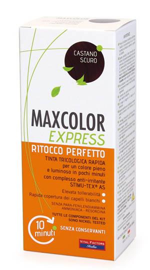 Vital Factors Italia Max Color Express Castano Scuro 80 Ml