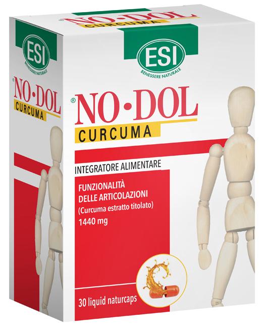 Esi Nodol Curcuma 30 Naturcaps Liquid