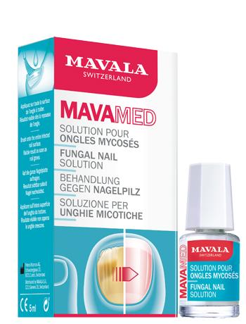 Mavala Italia Mavamed Soluzione Per Unghie Micotiche 5 Ml