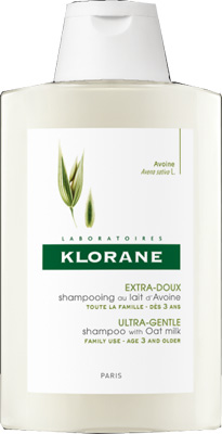 Klorane Shampoo Extra-Delicato Latte Avena 400 Ml