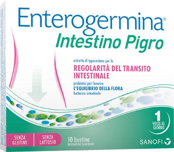 Sanofi Enterogermina Intestino Pigro 10 Bustine scad 08.2020