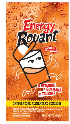 Rouant Energy Mela 1 Bustina 19 G
