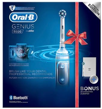 Procter e Gamble Oralb Power Genius 8600 Silver