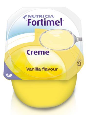 Nutricia Italia Fortimel Creme Vaniglia 125 G 4 Pezzi