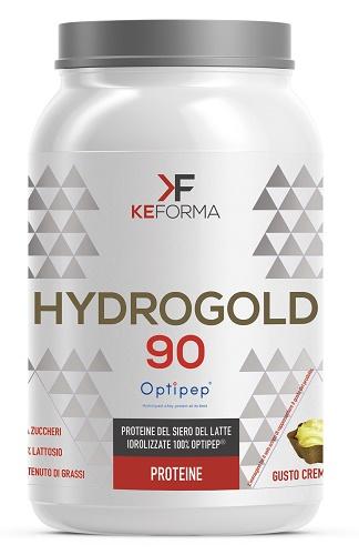 Aqua Viva KEFORMA Hydrogold 90 Crema Wafer Vaso 900 G