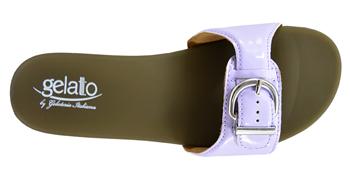Plantare Indossabile In Gel Zoccoletto Sole Mio Lilac 37 38