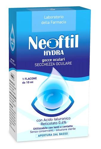 Laboratorio Della Farmacia Ldf Neoftil Hydra 10 Ml