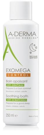 Aderma A-d Exomega Control Bagno Detergente Lenitiva 250 Ml Notte Serena
