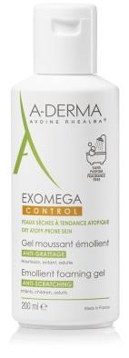 Aderma (pierre Fabre It.) Exomega Control Gel Detergente Emolliente 200 Ml