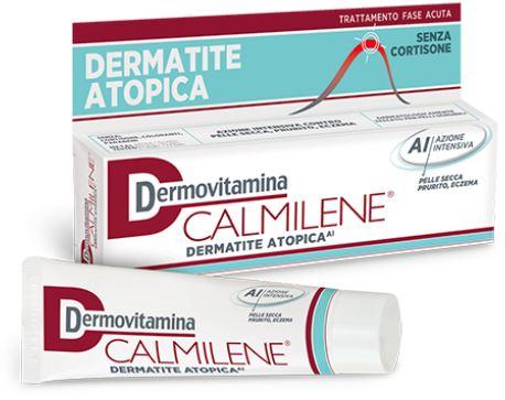 Pasquali Dermovitamina Calmilene Dermatite Atopica Azione Intensiva 50 Ml