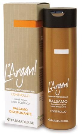 Farmaderbe L argan Balsamo 200 Ml