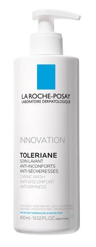 La Roche Posay Linea Toleriane Crema Detergente Risciacquo Viso Occhi 400 ml