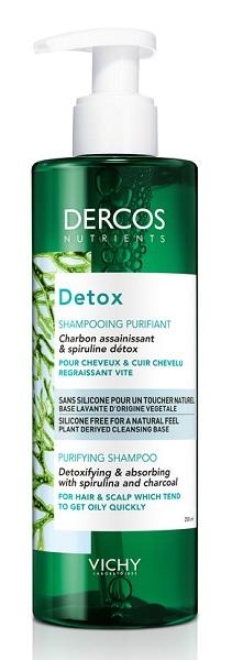 Vichy (l oreal Italia) Dercos Nutrients Shampoo Detox 250 Ml