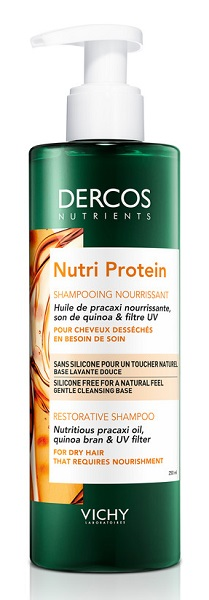 Vichy (l oreal Italia) Dercos Nutrients Shampoo Nutri Protein 250 Ml